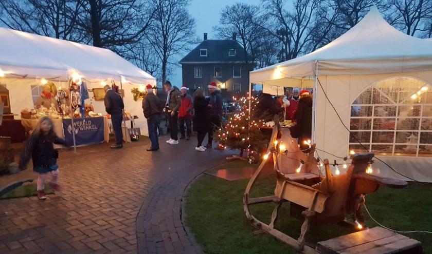 Kerstmarkt Buurderij 'de Lage Hof'