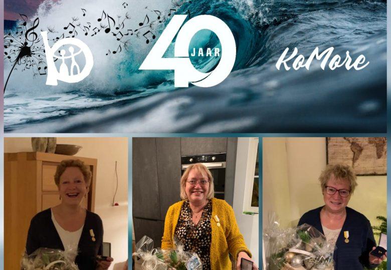 KoMore 40 jaar
